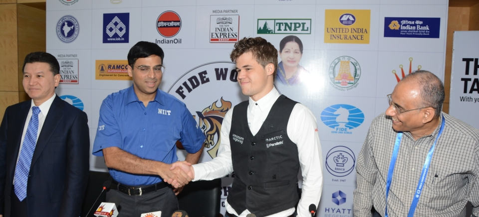 FIDE World Chess Championship Starting
