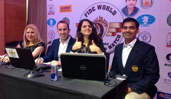FWCM Commentators