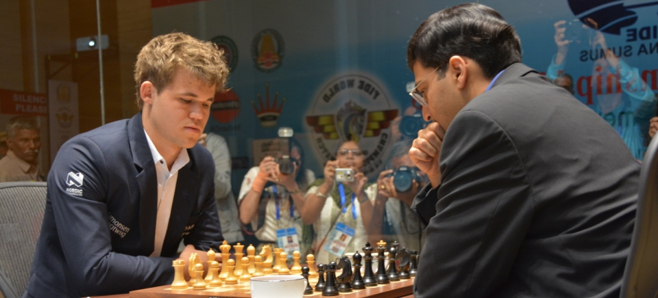 FIDE World Chess Championship 2013, Chennai, India
